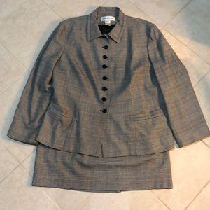 Jones New York Suit, 14/16W